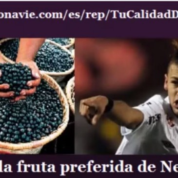 El secreto de Neymar: el Açaí