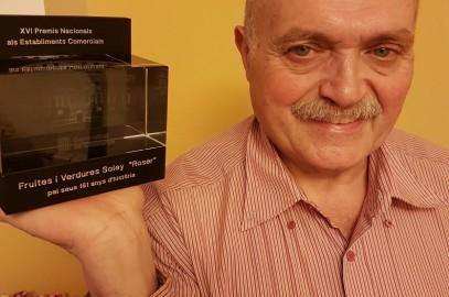 Premio de la Generalitat al Comercio Centenario